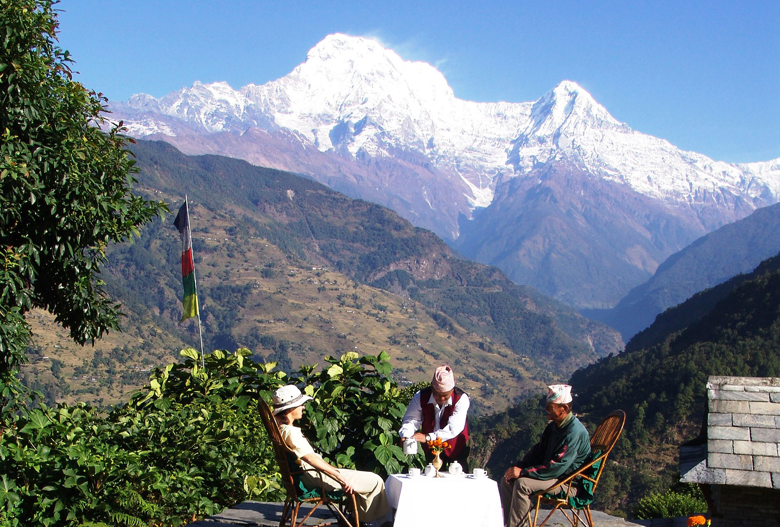 annapurna and bandipur trail