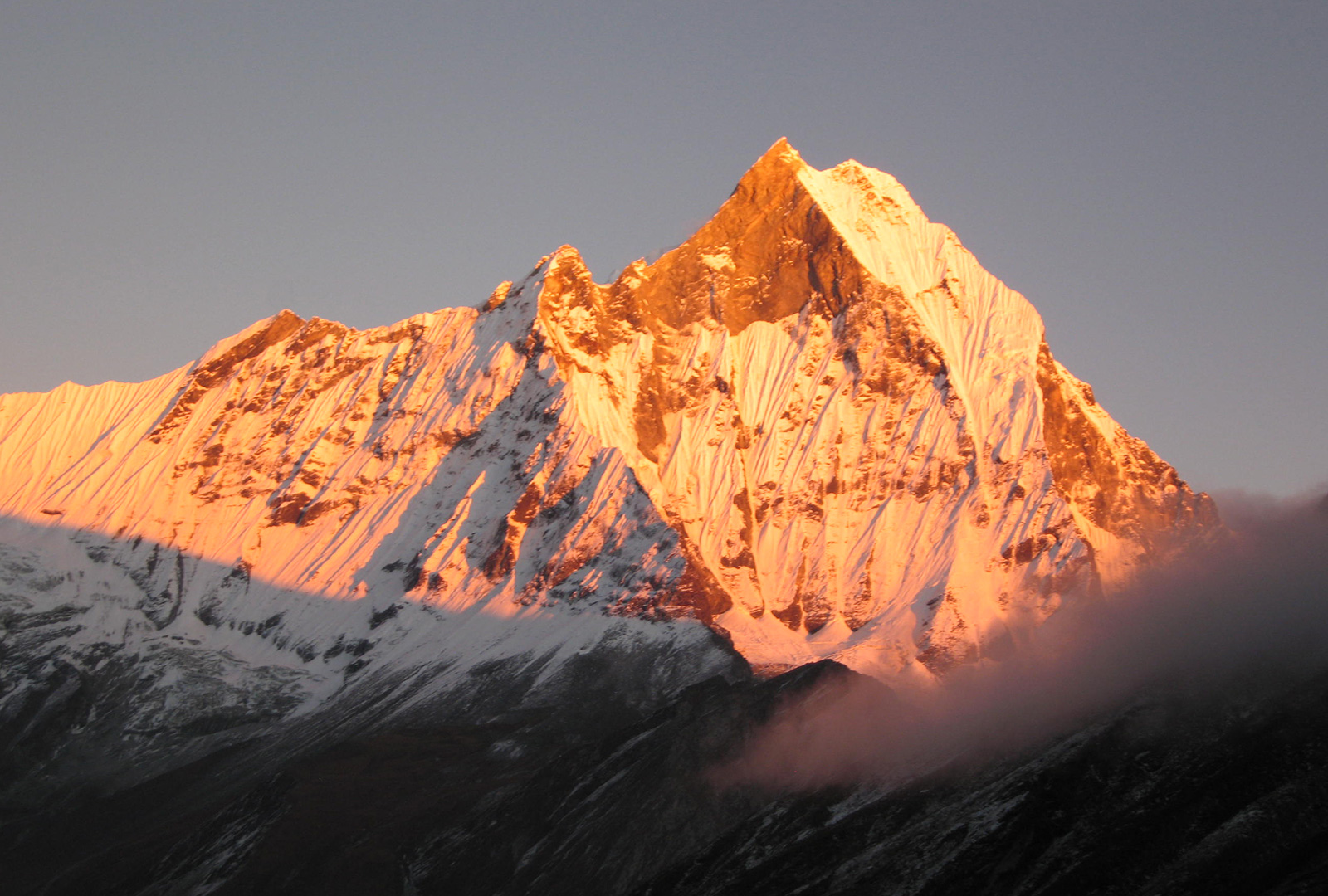 everest and annapurna comfort trek